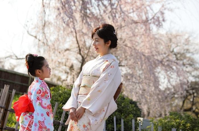 十三参り・ハーフ成人に京都清水寺周辺で振袖撮影