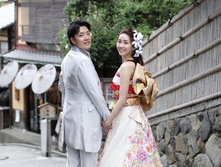 結婚の記念に前撮り・後撮り・フォトウェディング