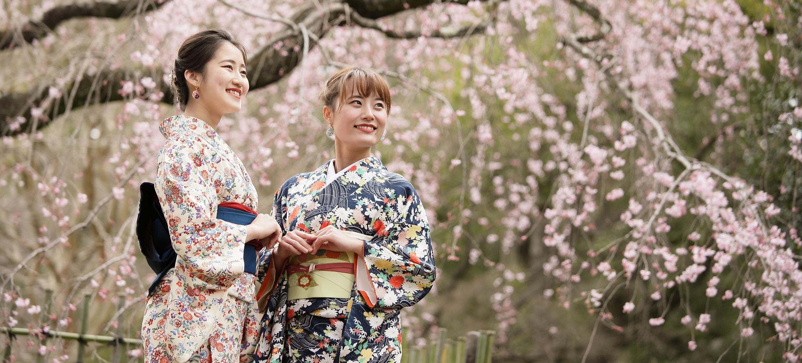 レンタル浴衣で京都散策