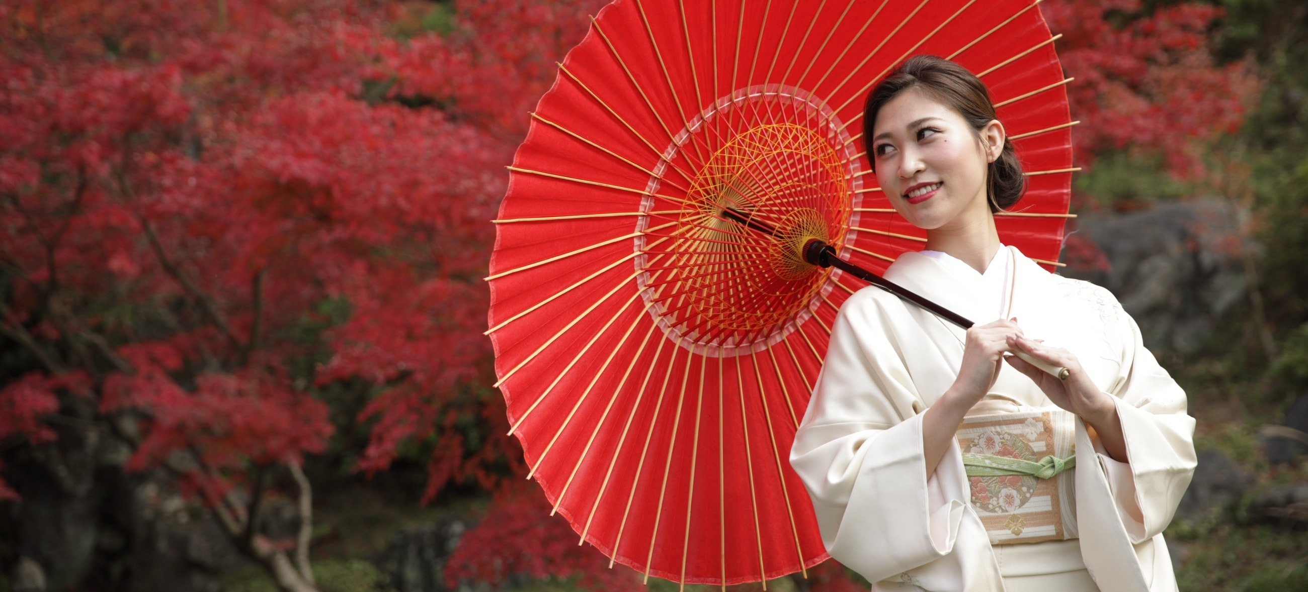 京都観光を着物で散策
